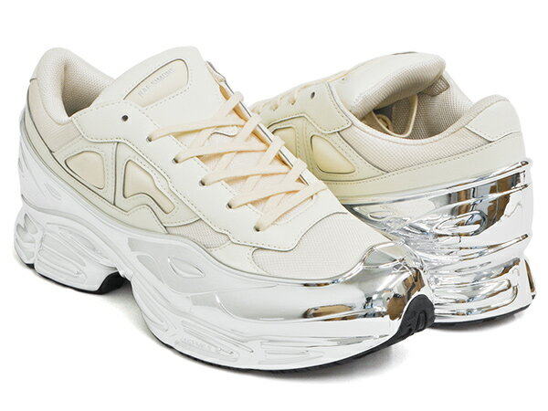 adidas RS OZWEEGO【アディダス アールエス オズウィーゴ ラフ・シモンズ RAF SIMONS】CWHITE / SILVMT / SILVMT