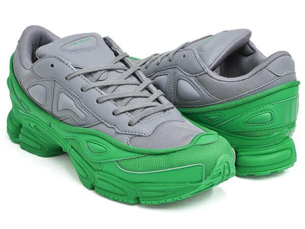 adidas RS OZWEEGO【アディダス ラフ・シモンズ レプリカント オズウィーゴ RAF SIMONS】GREEN / GREY / GREY