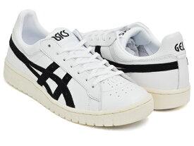 ASICS Tiger GEL-PTG【アシックス タイガー ゲル ピーティージー】【ファブレ ポイントゲッター】WHITE / BLACK