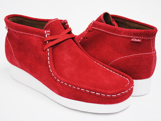 Clarks PADMORE RED / WHITE