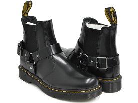 Dr.Martens WINCOX CHELSEA BOOT【ドクターマーチン ウィンコックス チェルシー ブーツ サイドゴア】【革靴 シューズ メンズ ウィメンズ レディース ユニセックス 男性 女性】BLACK POLISHED SMOOTH
