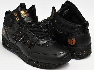 HUF X WU-TANG HR-1 WUTANG EDITION BLACK