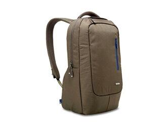 柜面紧凑型背包灰褐色 / 蓝色