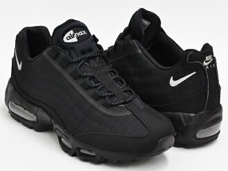 outlet store 6d09b 6add6 NIKE AIR MAX 95 PRM TAPE ''REFLECTIVE'' BLACK / SILVER - BLACK