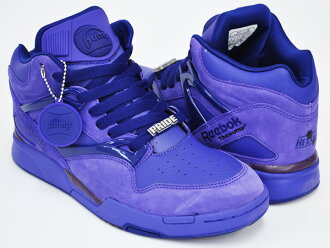 "REEBOK PUMP OMNI LITE ""PRIDE"" TEAM PURPLE / PHANTOM BLUE"