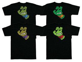 Santa Cruz TMNT Turtle Hand Regular S/S T-Shirt【サンタクルーズ タートル ハンド 半袖 Tシャツ】【ティーンエイジ・ミュータント・ニンジャ・タートルズ Teenage Mutant Ninja Turtles】4 COLORS