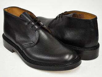 骗子的 CHUKKA 靴子温斯顿 #M7468 黑箱小牛拟合︰ 5 (相当于 E 明智)