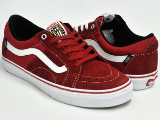 VANS AV NATIVE AMERICAN LOW SCARLET