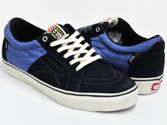 VANS AV NATIVE AMERICAN LOW NAVY MESH