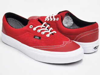 VANS ERA WINGTIP (LEATHER / SUEDE) CHILIPPPR
