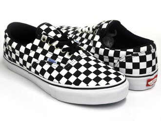 gettry  VANS ERA PRO (CHECKERBOARD) BLK   WHT   BLU  13ffed2bb