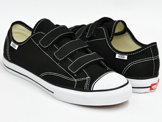 VANS PRISON ISSUE BLACK / TRUE WHITE