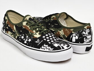 VANS AUTHENTIC ''S'' ''WEIRDO DAVE'' CHINA GIRL SUMMER