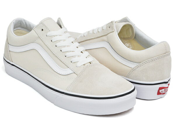 VANS OLD SKOOL【バンズ オールドスクール】BIRCH / TRUE WHITE