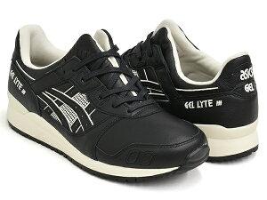 ASICS SportStyle GEL-LYTE III OG【アシックス スポーツスタイル ゲル ライト 3 オリジナル】【アシックス タイガー ASICS Tiger】BLACK / BLACK