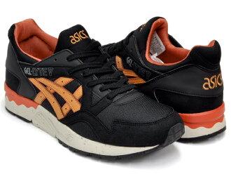 ASICS Tiger GEL-LYTE V BLACK / TAN