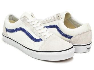 921378b9901 gettrymag  VANS OLD SKOOL WHITE   TRUE BLUE