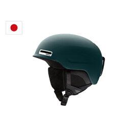 SMITH 19-20 新品 40%OFF SMITH スミス メイズ スノーボード MATTE DEEP FOREST ヘルメット スノボ HELMET