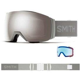 新品20-21 40%OFF Smith Goggle スミス I/O MAG XL CLOUDGRAY Chromapop 送料無料 ゴーグル スノーボード クロマポップ アジアンフィット ジャパンフィット