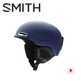 18-19 40%OFF SMITH スミス メイズ 【SMITH MAZE 】 スノーボード MATTE INK ヘルメット スノボ HELMET