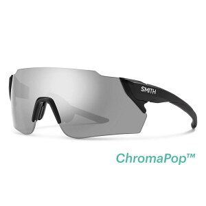 新品45%F SMITHスミス 自転車 サングラス Sunglass サイクル ATACCK MAX MatteBlack クロマポップ偏光レンズ