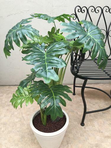 人工観葉植物 セローム H85cm