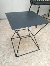 飾り台 H41cm 花台 アイアン 小物置き サブテーブル テーブル インテリア おしゃれ オブジェ