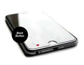 アウトレットセール中!iPhoneのホームボタン横に戻るボタンを付与する魔法の保護シ ート Halo Back(ヘイローバック) for iPhone6 Plus/6s Plus WBSトレたま(TV東京)で紹介・人気商品 iPhone6s plus 強化ガラスPT倍増