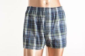 【送料無料】【綿100%】4枚セット選べるトランクス前開きボタン付き(MLLL)履き心地良くご奉仕価格♪メンズ紳士下着パンツ安くて良質