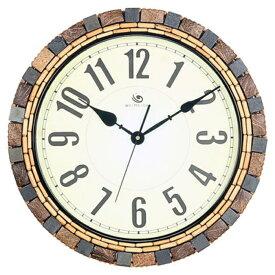 【対象商品ポイント15倍】【スーパーDEAL開催中】GMS01281 送料無料 【大きい】掛時計 壁掛け時計 北欧 掛け時計 おしゃれ 木製 時計 ヤシの木 ココナッツ ウォールクロック 人気商品 電池 フック付 HM-1240 【 GMS01281 】 【hween_d19】