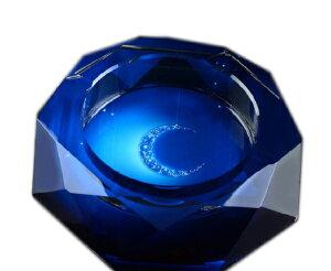 【送料無料 ※沖縄・離島除く 】【最大5,000円OFFクーポン配布中】【対象商品ポイント15倍】 GMS00083-20 G-HOUSE(ジーハウス) 高級 タバコ 葉巻 かっこいい クリスタル ガラス製 卓上 灰皿 HM-0027