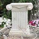 【アンジェロ】ローマスタンドパンテオン コラム天使オブジェを載せる台座エントランスガーデニング置物【あす楽】【HLS_DU】