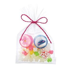 お祝いづくし プチギフト 飴 キャンディ 金太郎飴 金平糖ギフト 結婚式 2次会 お洒落 お礼 ありがとう 感謝 和風 和 和装[BW]