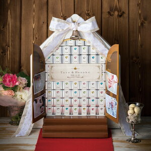 ウエディングベル〜誓いの教会〜A(60個セット) プチギフト 結婚式 ウェディング 披露宴 名入れ[OG]