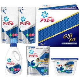 送料無料 【出産内祝い】P&G アリエール イオンパワージェル&ジェルボールセット PGID-30Y