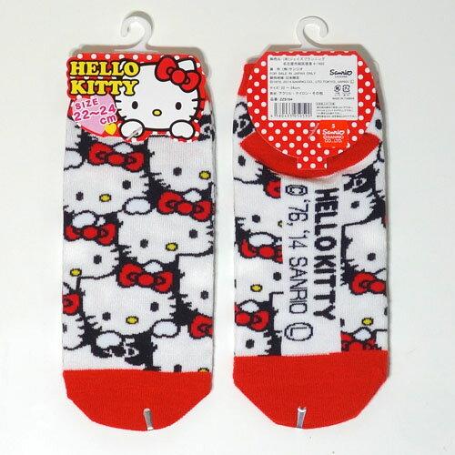 キティーショートソックス/キティ靴下/かわいい靴下/かわいいショートソックス/キティファッション/女性用靴下/ショートソックスレディース/メール便