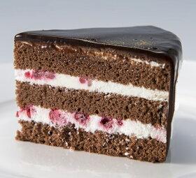 銀座千疋屋ベリーのチョコレートケーキ【クリスマスプレミアムケーキ】【送料無料】【12月22日〜24日お届け限定商品】【SALE】