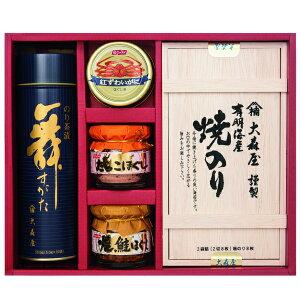 大森屋海苔・瓶詰バラエティギフト(KYB-30)【送料込み価格】