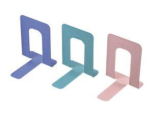 ブックスタンド(カラー)大 ブックエンド echo1147-254AR【コンビニ受取対応商品】 100均 100均一 100円均一