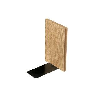 【セット売り】10個セット ブックスタンド(ナチュラル) ☆ブックエンド木製☆インテリアになじむナチュラルな風合い echo1149-424AR【コンビニ受取対応商品】
