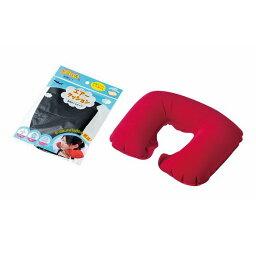 嚴厲的空氣墊為可擕式的頸枕類型旅行枕頭! 斯特恩的飛機、 火車和磁碟機