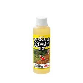 【セット売り】12個セット 除草剤 グリホ7(200ml)葉・茎に散布して根まで枯らすエコー金属【コンビニ受取対応商品】