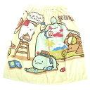 【すみっコぐらし】ラップタオル旅きぶん60cm丈プールタオルプールスカート巻きタオルお着替えタオルおきがえタオルス…