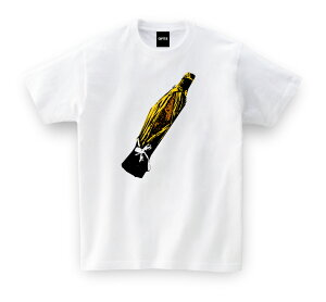 tシャツ メンズ 茨城県 お土産 ご当地Tシャツ 水戸納豆TEE 【ホワイト】 おもしろTシャツ メッセージtシャツ t shirts tsyatu おもしろ プレゼント GIFTEE オリジナル