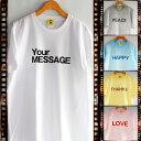 オリジナル Tシャツ スローガン サークル ユニフォーム