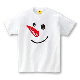 雪だるま コスチューム コスプレ 衣装 スノーマン Tシャツ