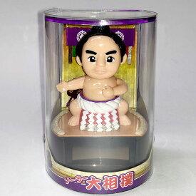 ソーラー電池で動くお相撲さん人形【ソーラー人形】【日本のおみやげ】【日本のお土産】【相撲人形】【ホームステイのおみやげ】【マスコット】