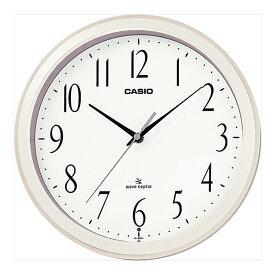 名入れ対応可 電波時計 掛け時計 IQ-1060J-7JF /CASIO カシオ ウエーブセプター シンプル電波クロック IQ-1060J-7JF新築祝い 竣工記念 開店祝い 開業祝い