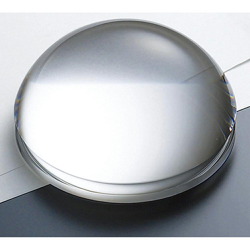 記念品 名入れnarumi glass works グラスワークスナルミ ルーペ ペーパーウエイト GW1000-14001 [デスクルーペ 拡大鏡] 周年記念品 プレゼント 父の日 退職記念 卒業記念