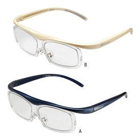 内祝い 記念品 望遠鏡 双眼鏡 文具便利グッズ/ケンコー YUIルーペ ラージサイズ 1.6倍 KTL-5205L BL [老眼鏡]
